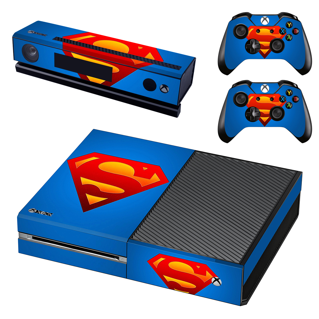 Xbox One Polep Skin Superman