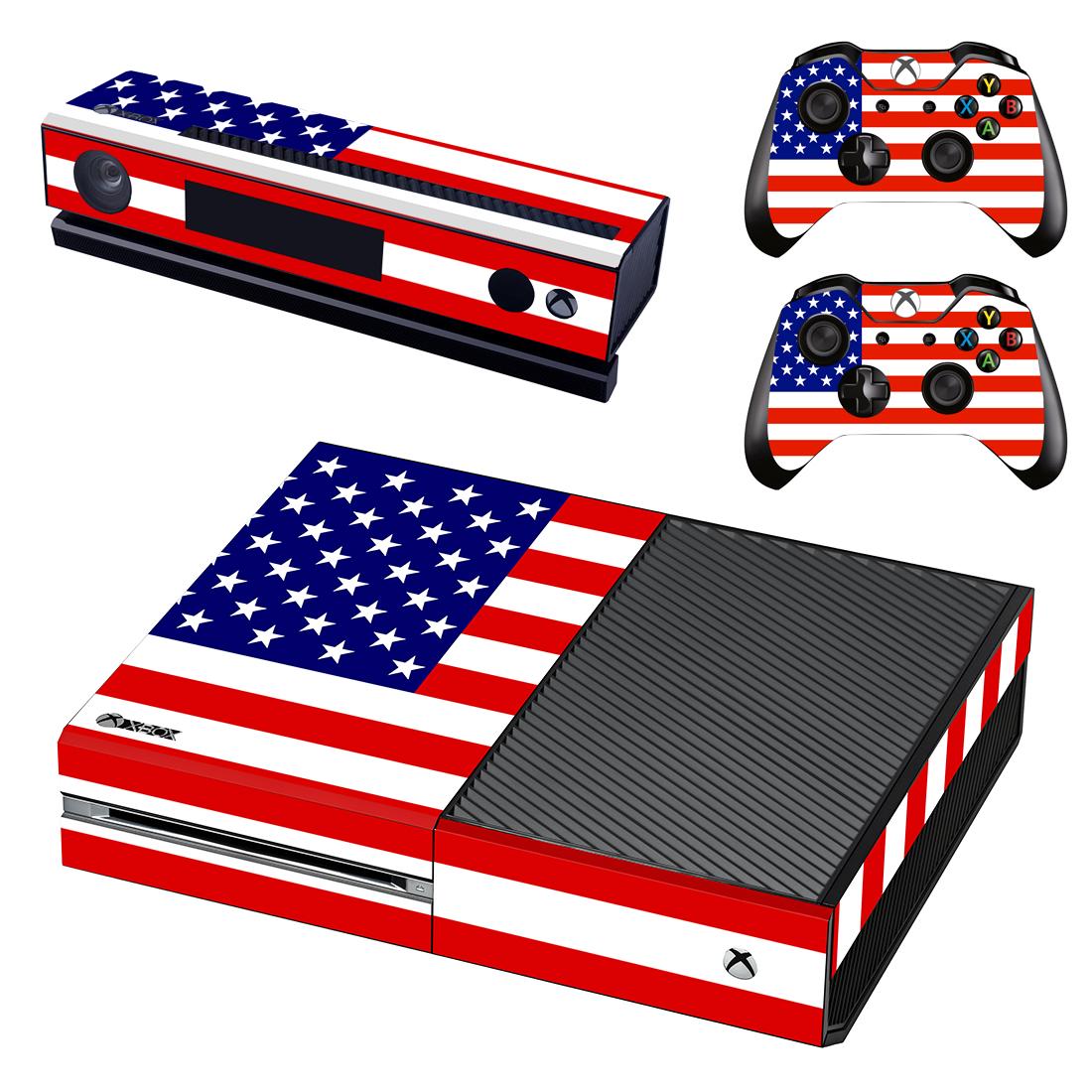 Xbox One Polep Skin USA