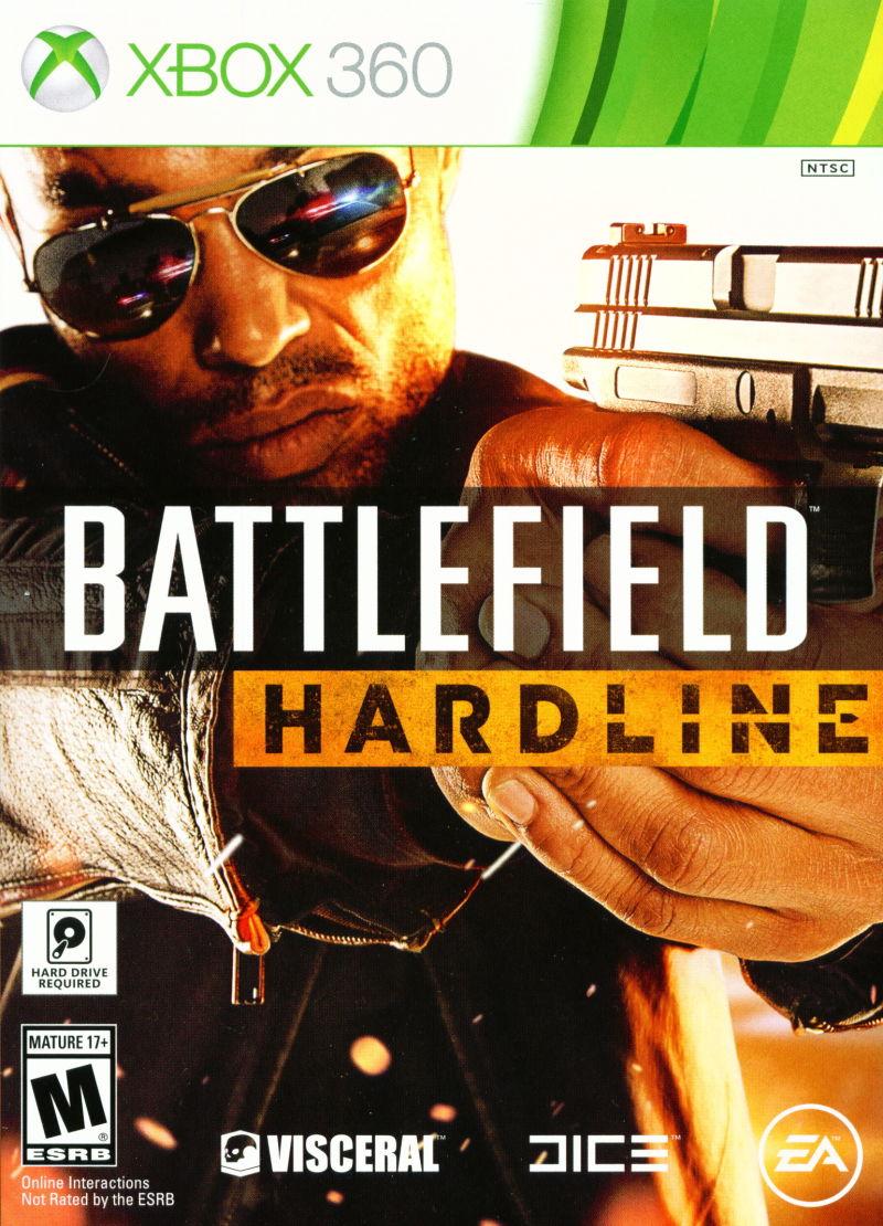 Battlefield Hardline CZ (X360)