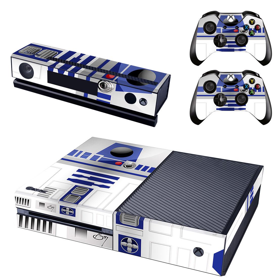 Xbox One Polep Skin Star Wars R2-D2