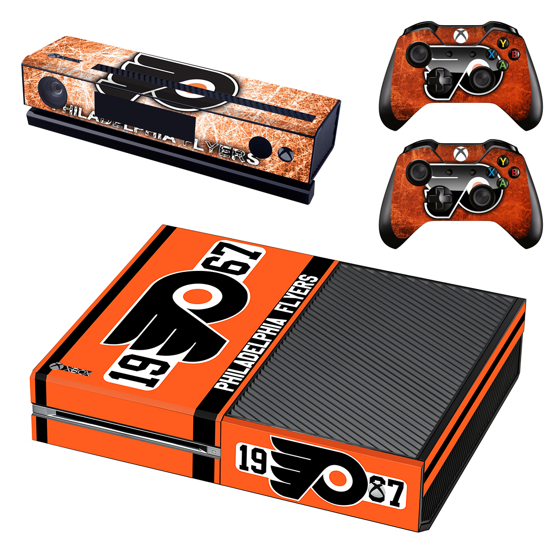 Xbox One Polep Skin NHL - Philadelphia Flyers