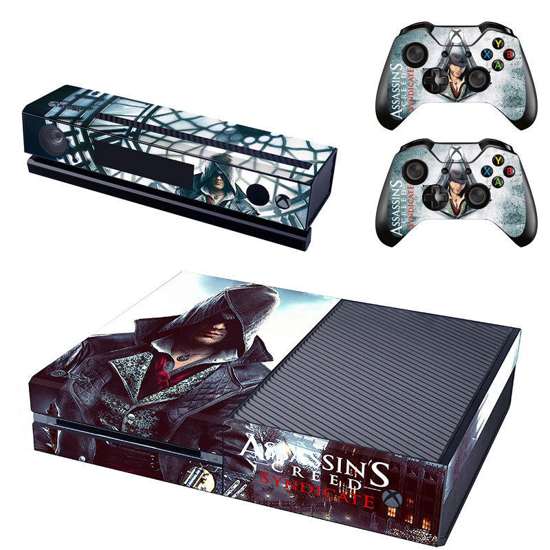 Xbox One Polep Skin Assassins Creed Syndicate