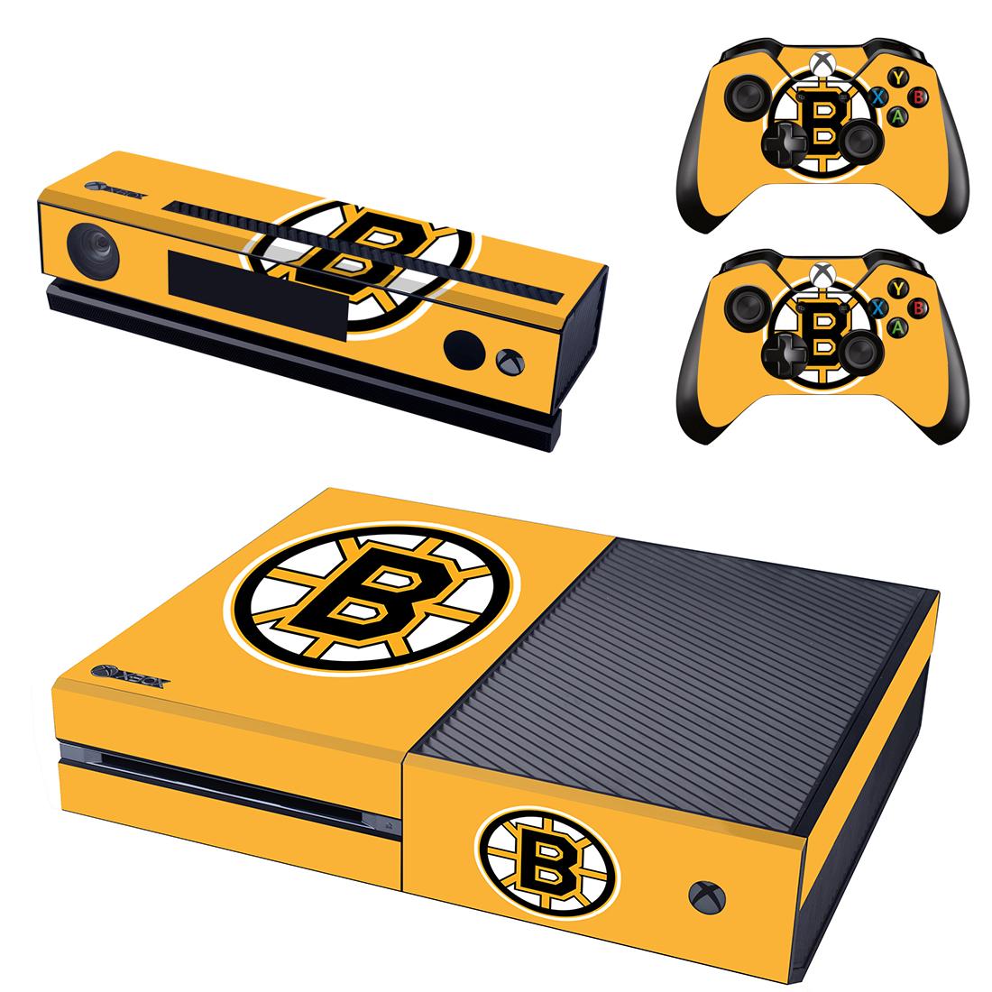 Xbox One Polep Skin NHL - Boston Bruins