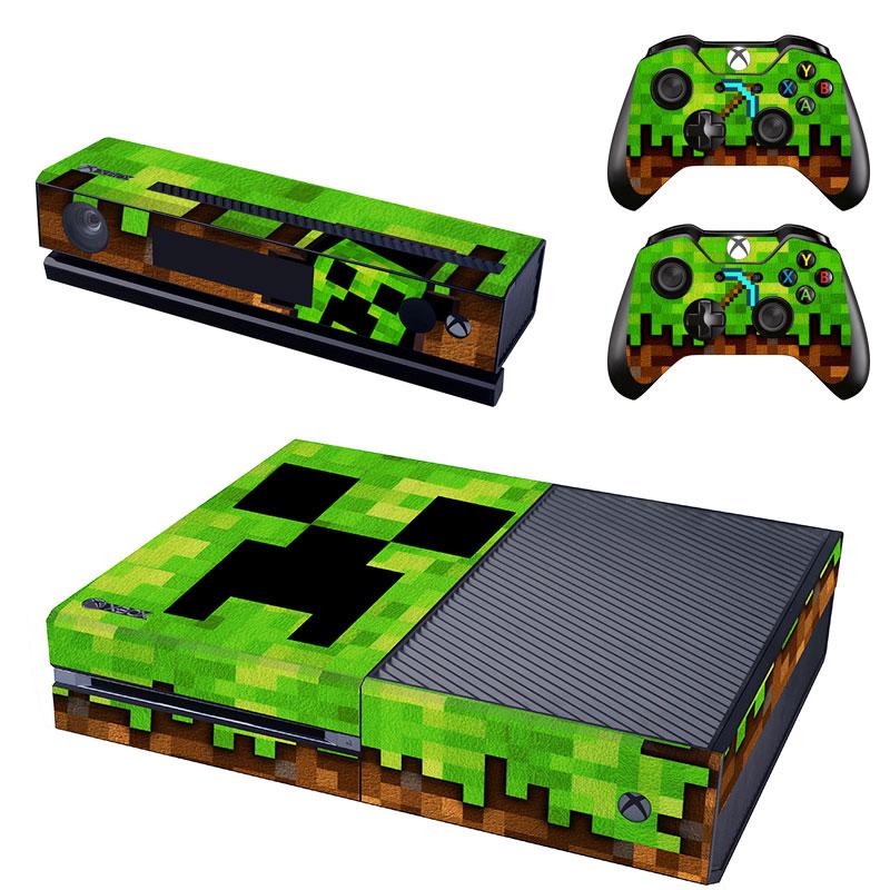 Xbox One Polep Skin Minecraft