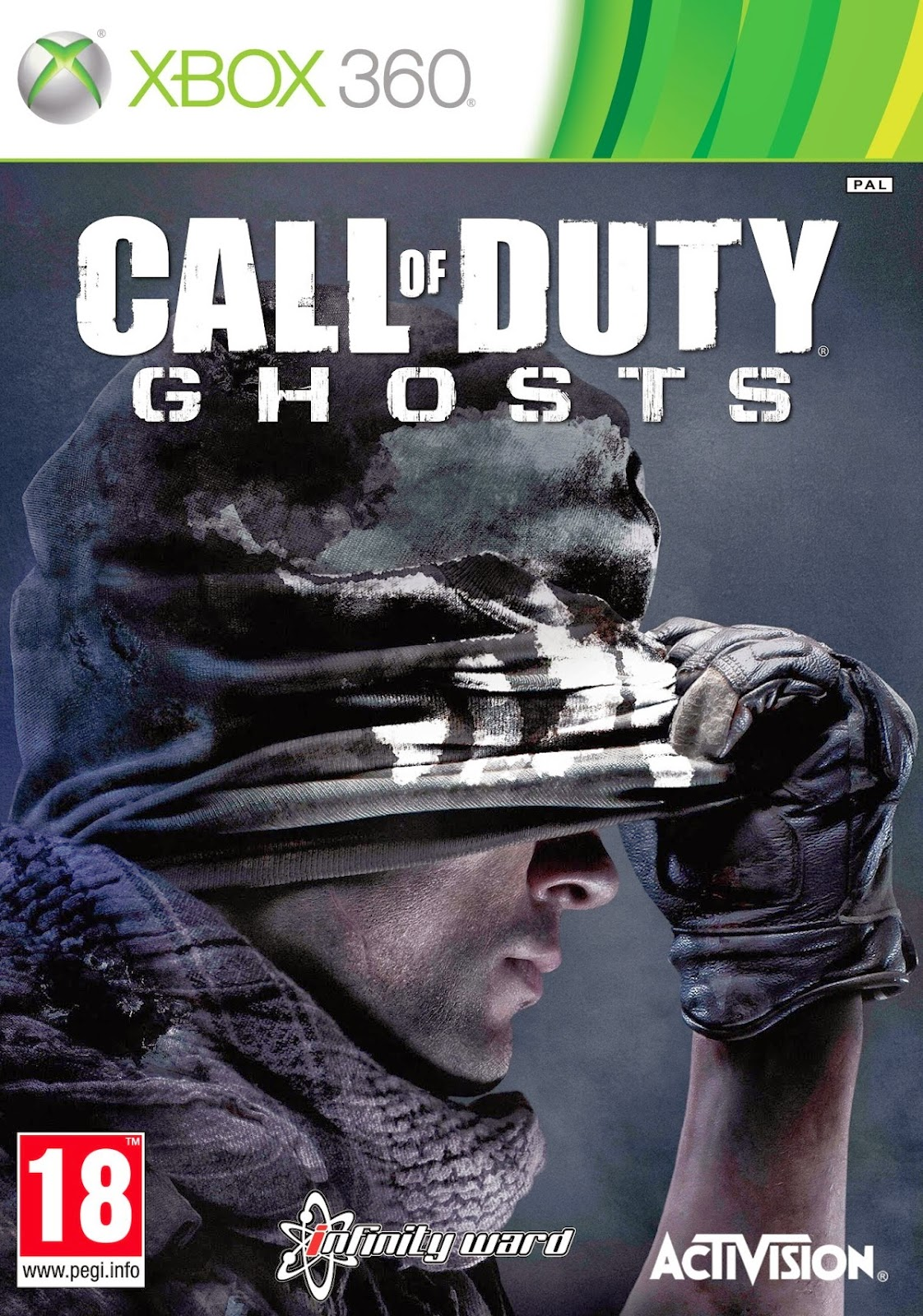 Call of Duty: Ghosts (X360)