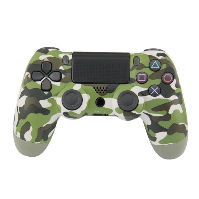 Bezdrátový ovladač (PS4) Barva: green camo