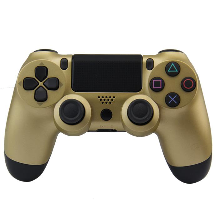 Bezdrátový ovladač (PS4) Barva: zlatý