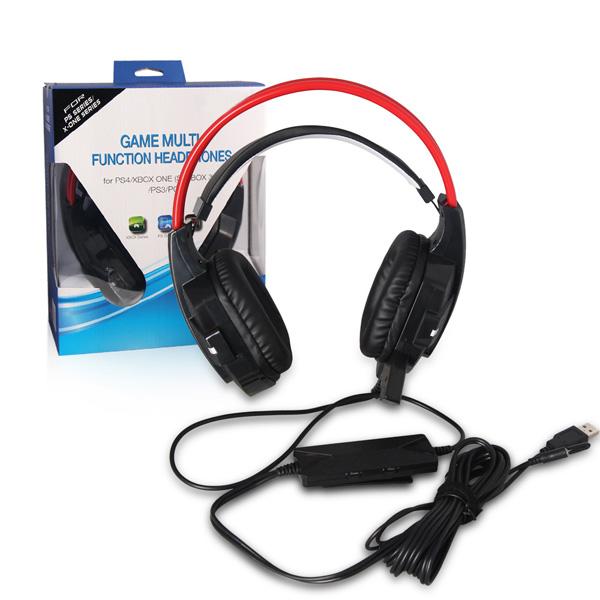 Herní sluchátka pro PlayStation a Xbox