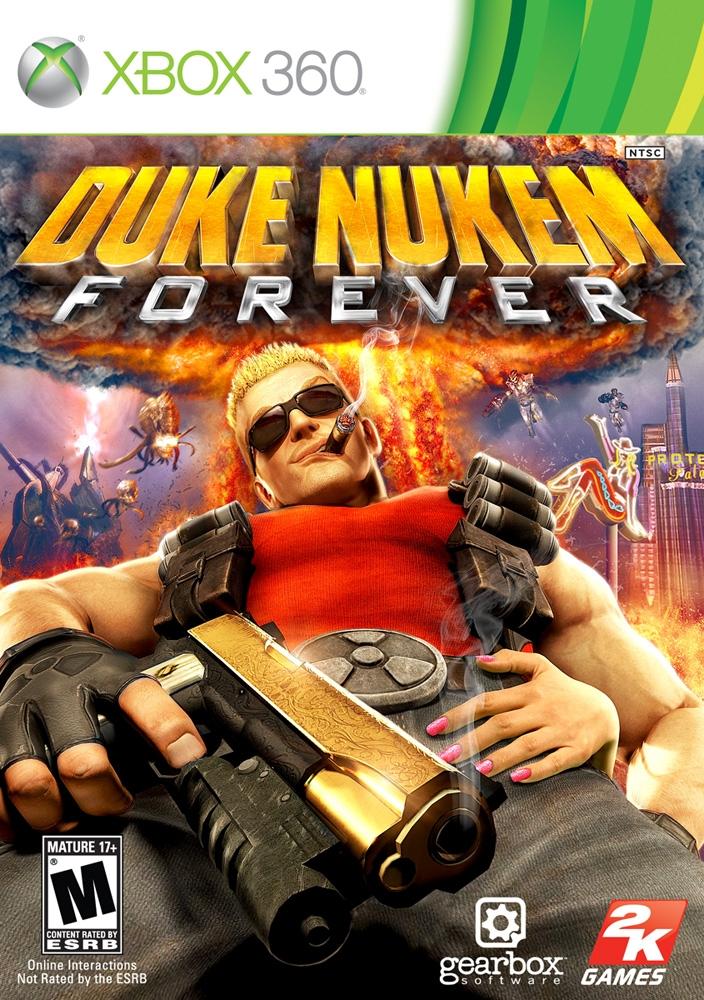 Duke Nukem: Forever (X360)