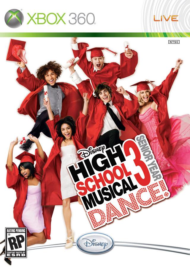 High School Musical 3: Senior Year DANCE! (Xbox360)