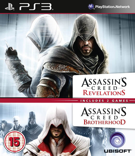 Assassin's Creed: Brotherhood & Revelations (PS3)