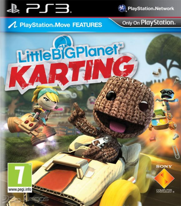Little Big Planet Karting (PS3)