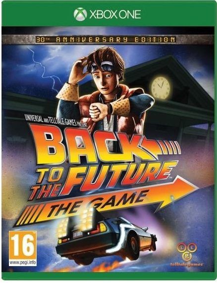 Back to the Future: The Game (Xbox One)
