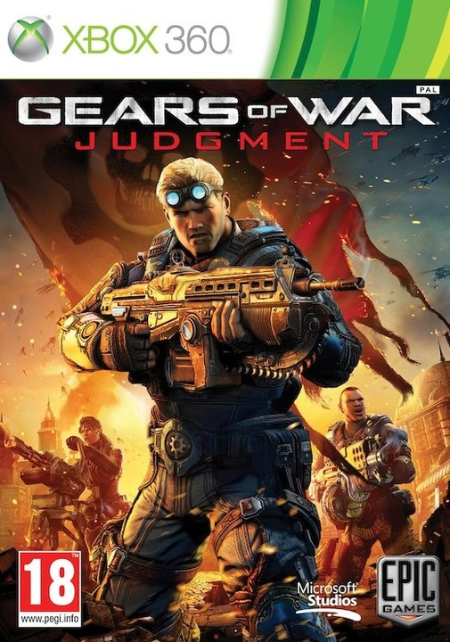 Gears of War Judgment (Xbox 360)