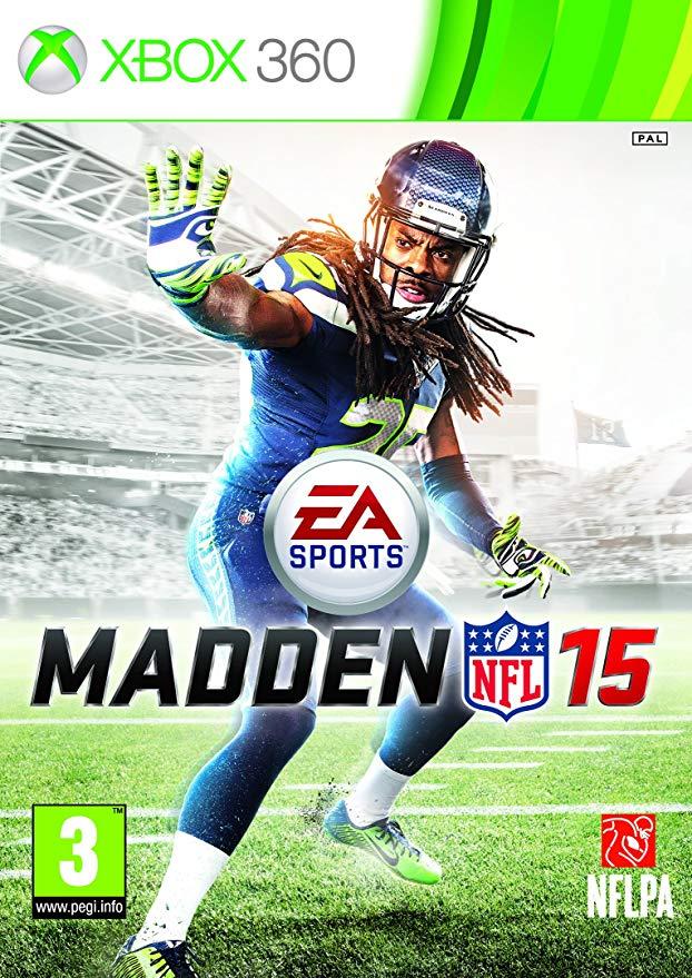 Madden NFL 15 (Xbox 360)