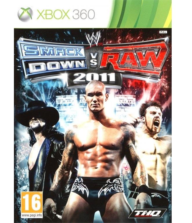 WWE SmackDown vs. Raw 2011 (Xbox 360)