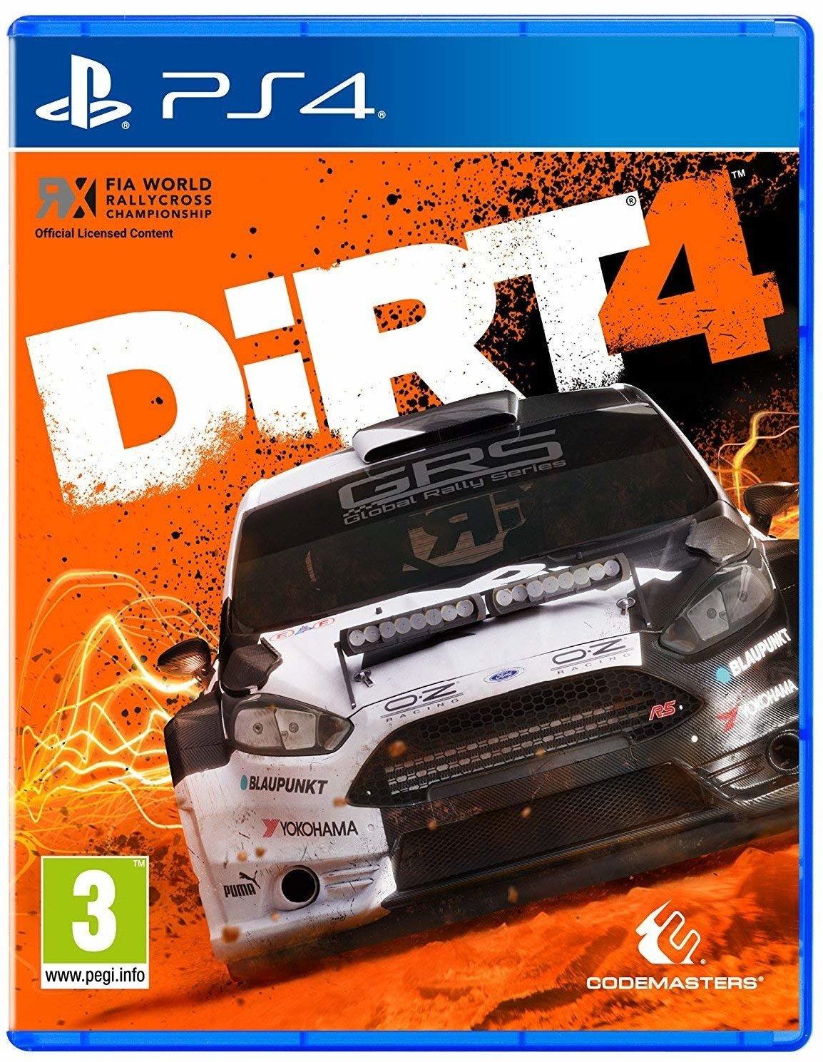 Dirt 4 (PS4)