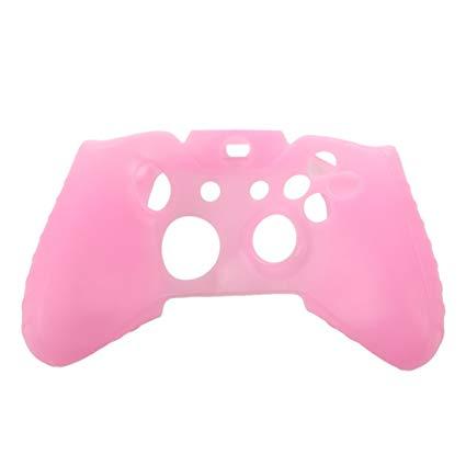 Silikonový obal na ovladač Xbox One Barva: růžový