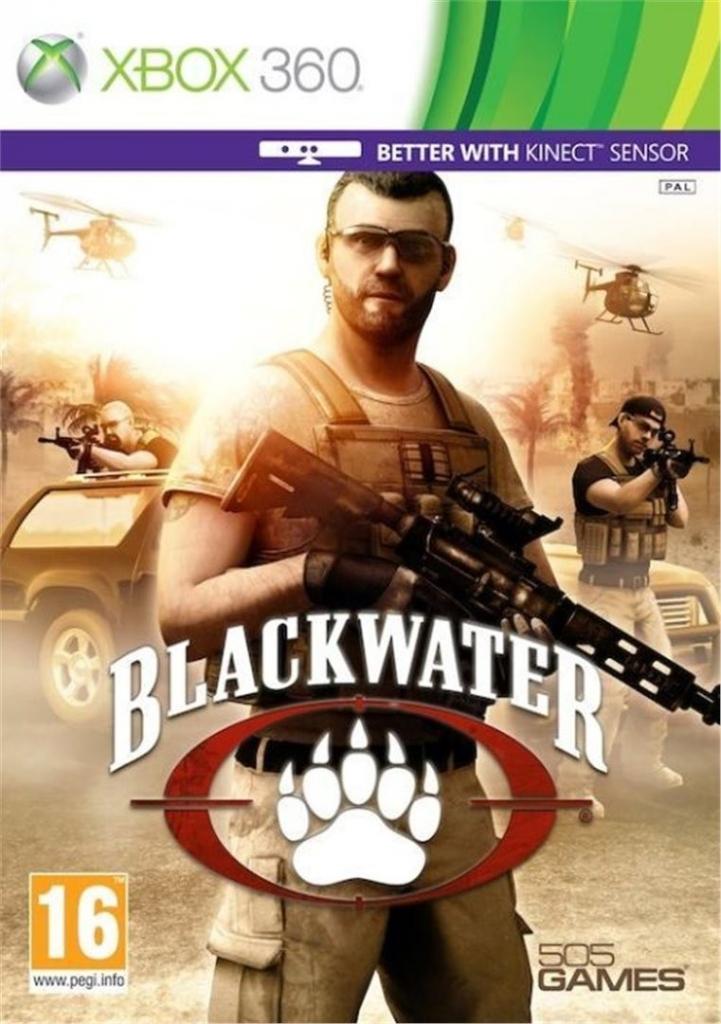 BlackWater (Xbox 360)