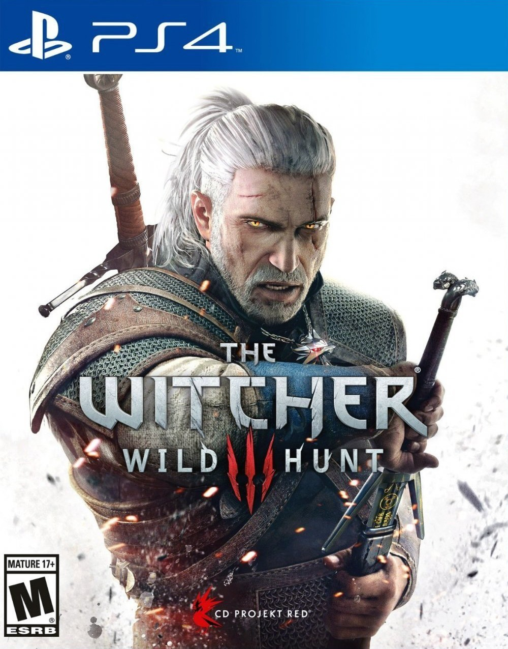 The Witcher 3: Wild Hunt CZ (PS4)
