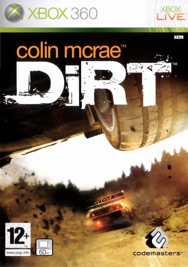 Colin McRae: Dirt (X360)
