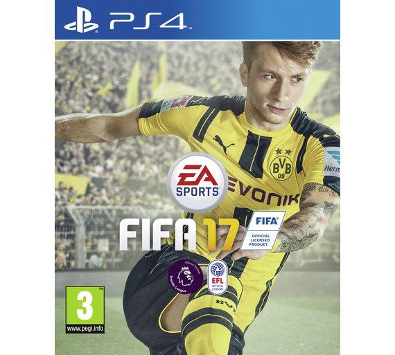 FIFA 17 CZ (PS4)