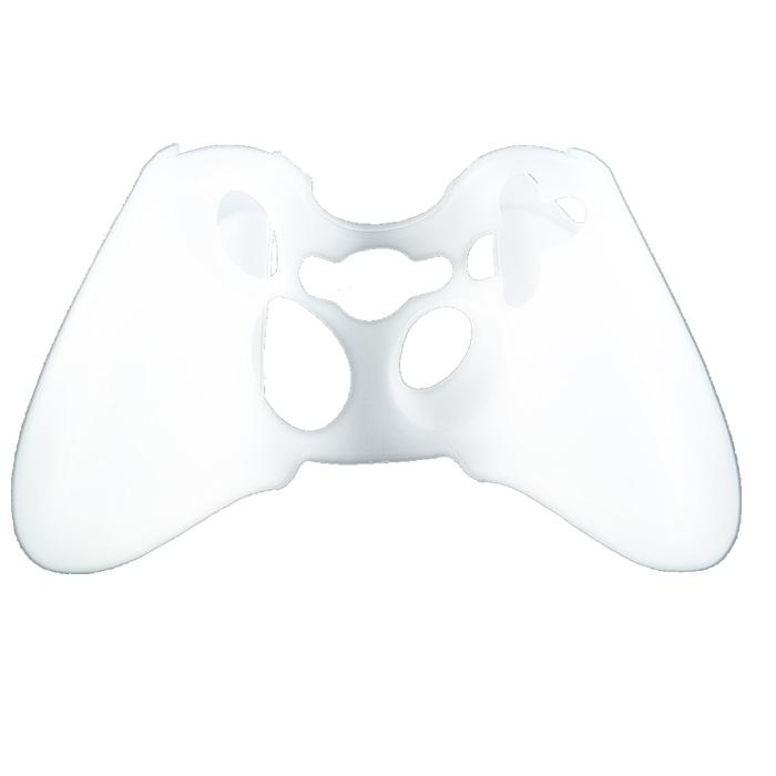Silikonový obal na ovladač Xbox 360 Barva: bílý