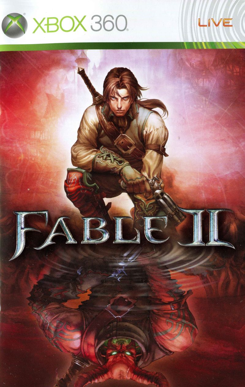 Fable 2 CZ (Xbox 360)