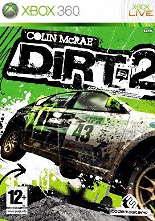 Colin McRae: Dirt 2 (Xbox 360)