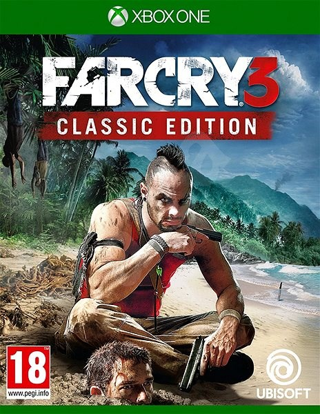 Far Cry 3 Remastered (Xbox One)