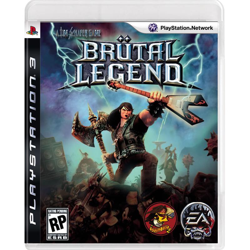 Brütal Legend (PS3)