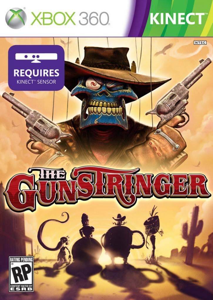 The Gunstringer (Xbox 360)