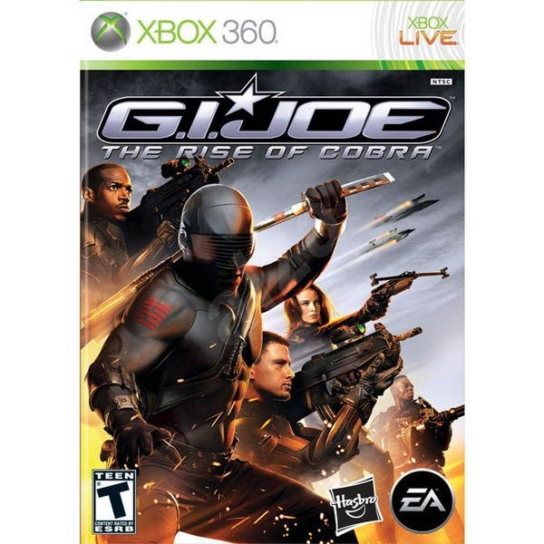 G.I. Joe The Rise of Cobra (Xbox 360)
