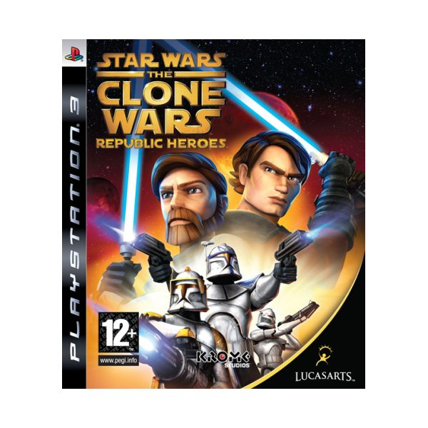 Star Wars: The Clone Wars: Republic Heroes (PS3)