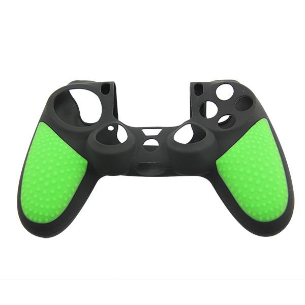 Protiskluzový obal na ovladač (PS4) Barva: zelený