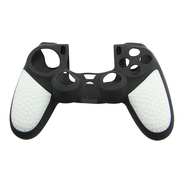 Protiskluzový obal na ovladač (PS4) Barva: bílý