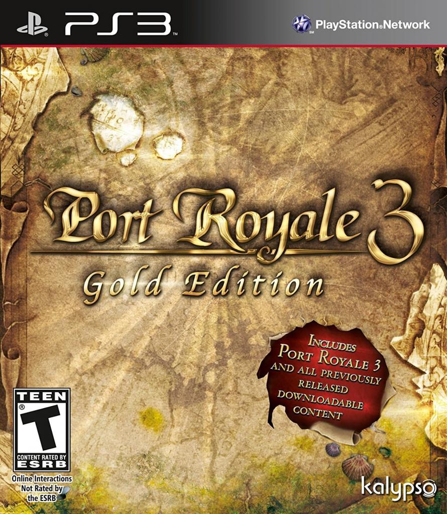 Port Royale 3 (PS3)