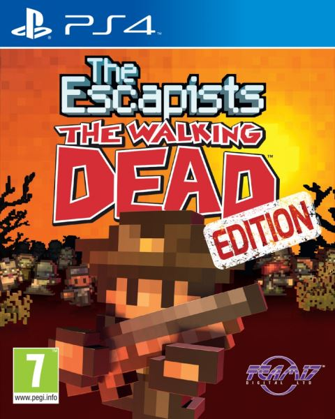 The Escapists: Walking Dead Edition (PS4)