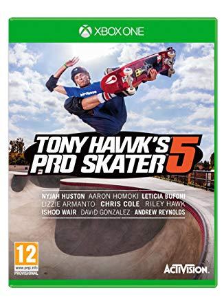 Tony Hawks Pro Skater 5 (Xbox One)
