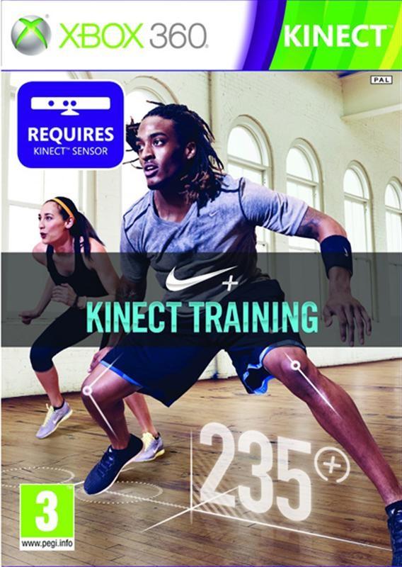 Nike Kinect Training (Xbox 360)