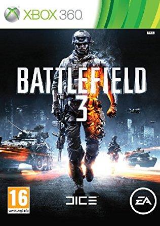 Battlefield 3 CZ (Xbox 360)