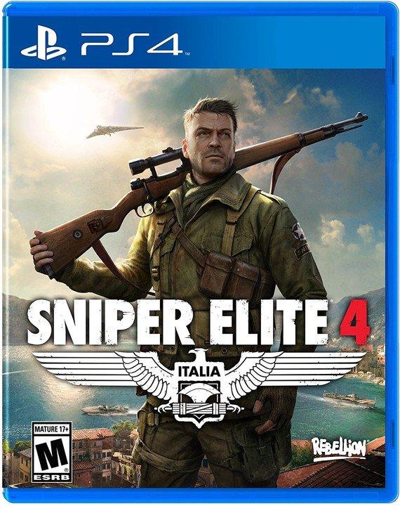 Sniper Elite 4 (PS4)