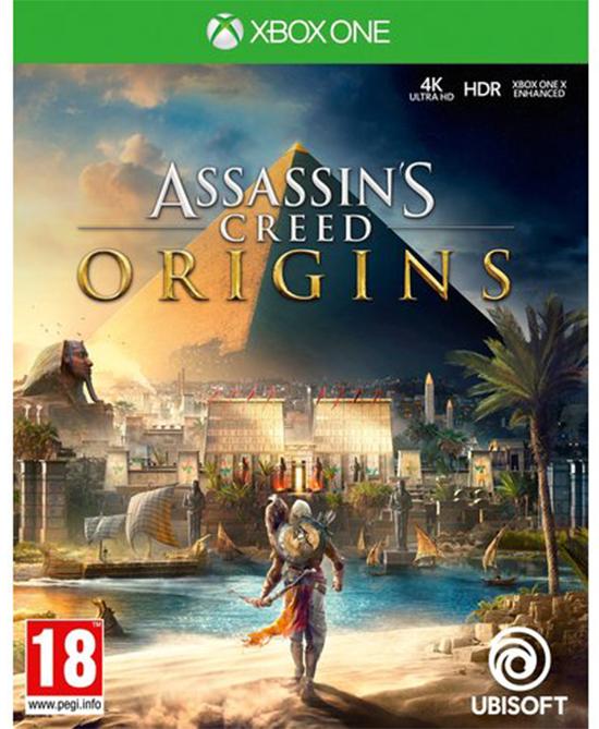 Assassin's Creed: Origins CZ (Xbox One)