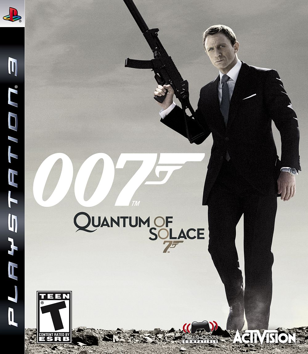 007: Quantum of Solace (PS3)