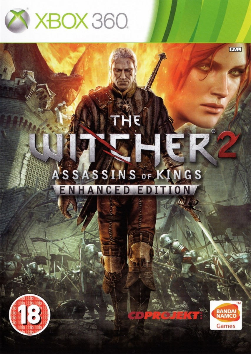 The Witcher 2: Assassins of Kings (Xbox 360)