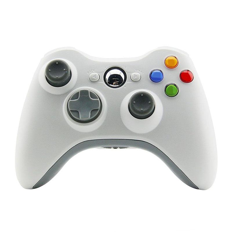 Xbox 360 Wireless Controller Barva: modrý