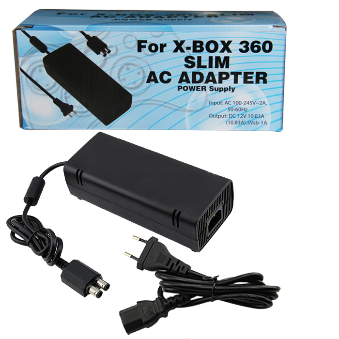 AC Adapter Xbox 360 Slim