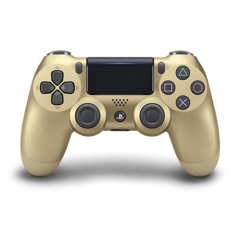 Sony Dualshock 4 V2 (PS4) Barva: Gold
