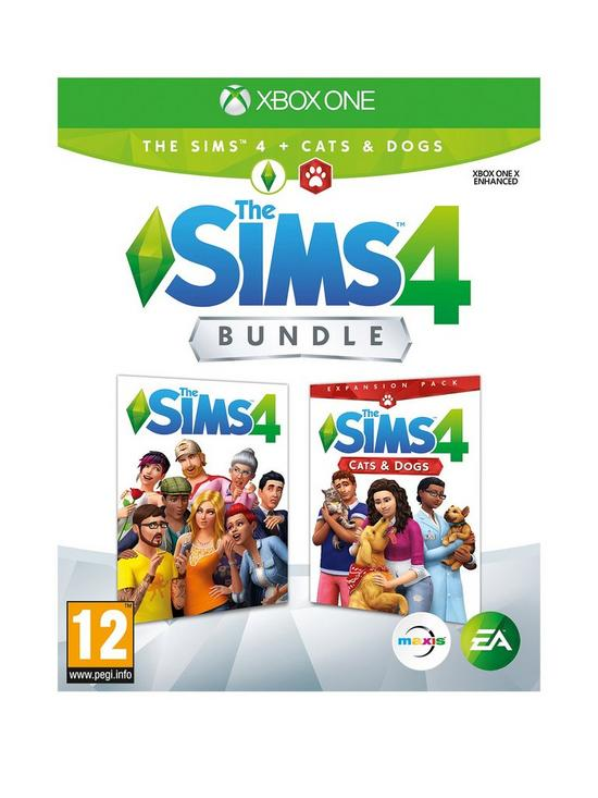 The Sims 4 + Cats & Dogs (Xbox One)