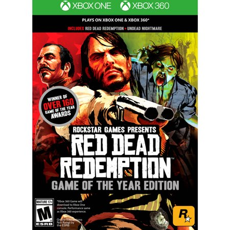 Red Dead Redemption GOTY Edition (Xbox One; Xbox 360)